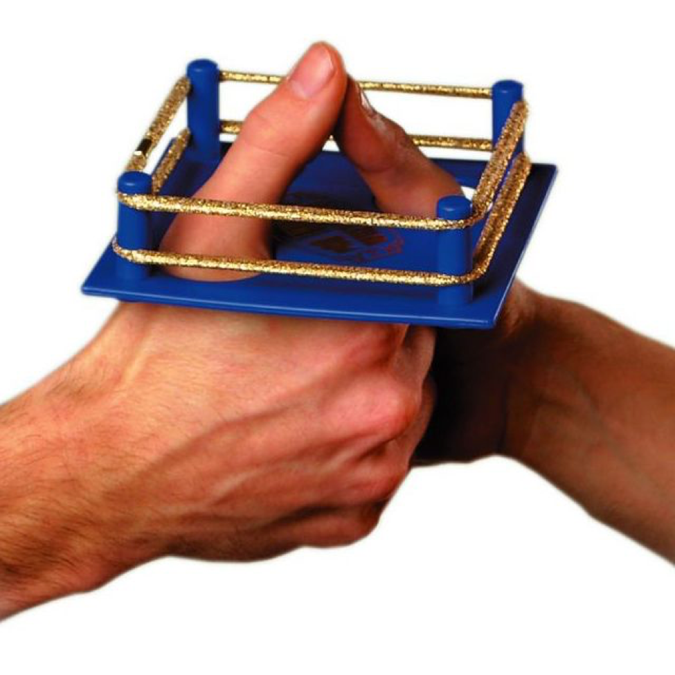 thumb wrestling wring gift idea