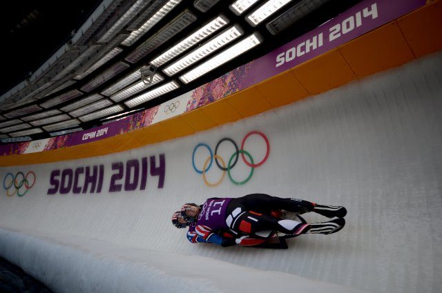 luge winter olympics